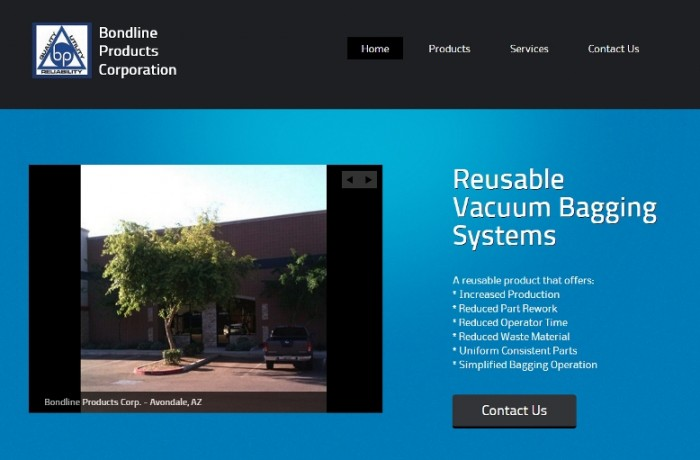 Bondline Products – Reusable Vacuum Bagging Systems