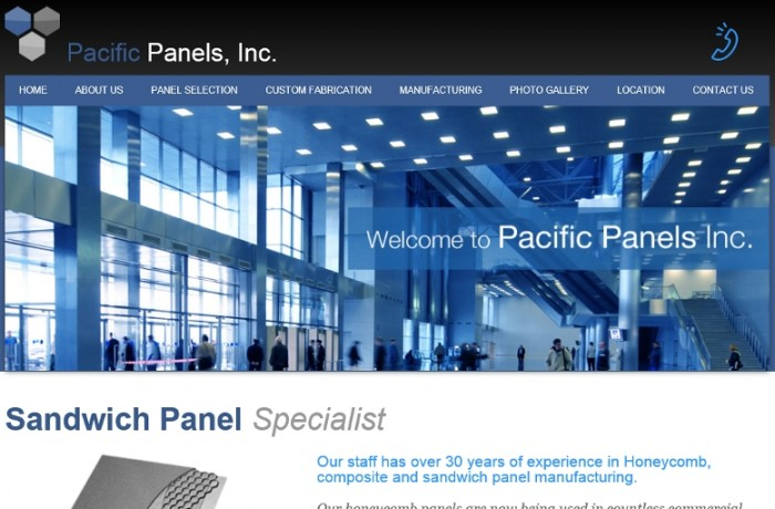 Pacific Panels – Sandwich Panel Specialist